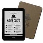 ONYX BOOX Monte Cristo – первый букридер новой премиальной линейки