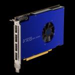 AMD сообщает о начале поставок видеокарт Radeon Pro WX