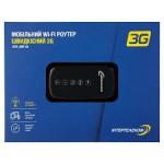 Интертелеком представил новый мобильный Wi-Fi роутер ATEL AMF-80 всего за 599 грн