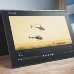 Lenovo представляет планшеты 2-в-1 Lenovo Yoga Book