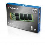 ADATA представляет SSD-накопители Ultimate SU800 с интерфейсом M.2 2280