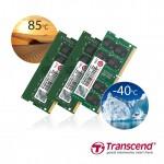 Transcend представляет высокопроизводительные и надежные модули памяти DDR4