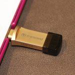 Transcend JetDrive Go 500 (32 ГБ): металлическая USB/ Lightning – флешка для iPod, iPhone и iPad