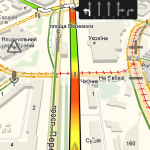 Яндекс.Навигатор подскажет, в какой ряд перестроиться