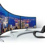 BenQ EX3200R – 31.5″ монитор окружающего изображения с 144Гц и поддержкой AMD FreeSync