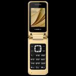 Представлен недорогой мобильный телефон teXet TM-304