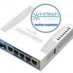 Mikrotik hAP ac RB962UiGS-5HacT2HnT — мощный гигабитный роутер с SFP-портом