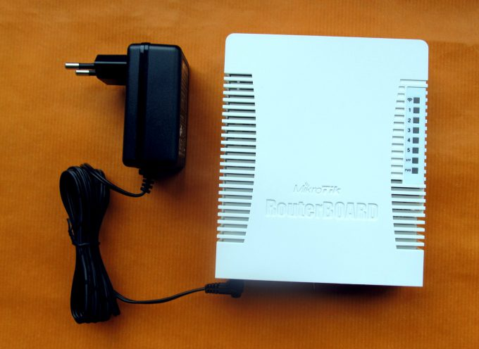 Mikrotik hAP AC комплект