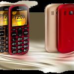 teXet ТМ-B306 — простой телефон для звонков