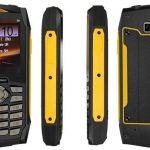 Новый кнопочный защищенный телефон от Sigma mobile X-treme PQ68 Netphone
