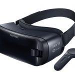 Samsung представляет новые очки Gear VR с контроллером