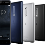 На MWC-2017 представили Nokia 3, Nokia 5 и Nokia 6
