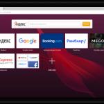 Opera для ПК стал на 13% быстрее c технологией фоновой загрузки веб-страниц