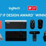 Logitech привезла девять наград с iF DESIGN AWARDS 2017