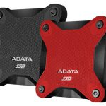 ADATA представляет внешний 3D NAND SSD SD600