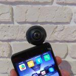 Insta360 Air — 360-градусная камера для Android-смартфонов — ФОТО, ВИДЕО