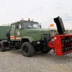 Новый вездеход КрАЗ-6322