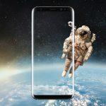 Samsung Galaxy S8 сочетает изящество дизайна с мощью современных технологий