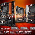 GIGABYTE анонсирует материнские платы на базе чипсета AMD A320