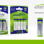 Energenie представил новые щелочные батарейки и аккумуляторы