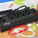 EnerGenie EG-PMS2-LAN – мощный сетевой фильтр с возможностью управления через Интернет