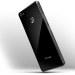 teXet Х-omega — смартфон в стеклянном корпусе