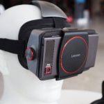 Lenovo объявила о работе над созданием шлема VR
