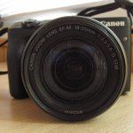 Canon EOS M3 — мощная системная камера