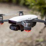 DJI представила первый мини дрон который управляется руками