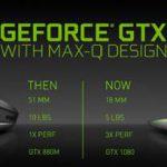 NVIDIA представляет Max-Q дизайн для игровых ноутбуков