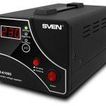 SVEN VR-A1000 и VR-A2000 – новые мощные стабилизаторы