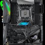 Компания ASUS представляет материнские платы на базе платформы Intel X299