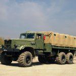 «Лаптежнику»  КрАЗ-255Б — 50!