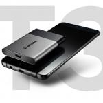 Ультракомпактный твердотельный диск Samsung Portable SSD T3