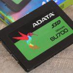 ADATA Ultimate SU700 (120ГБ): доступный SSD c массой интересных возможностей!