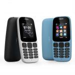Новые Nokia 105 и Nokia 130 – новые возможности и качественный дизайн