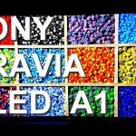 Телевизоры Sony BRAVIA OLED серии A1 — уже в Украине