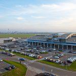 Аэропорт «Киев» увеличил пассажиропоток на 67,6% за первое полугодие 2017
