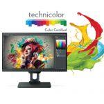 Новый монитор BenQ PD2500Q — профессиональный монитор с разрешением 2К, предназначенный для дизайнеров