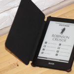 ONYX BOOX Robinson Crusoe – ридер в металлическом защищенном корпусе с полноценной Android и интересными особенностями