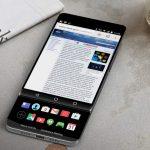 Обновленный интерфейс LG V30