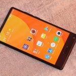 DOOGEE MIX: «безрамочный» смартфон с 6ГБ оперативной памяти и двойной камерой!