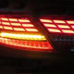 LG разработала компактные и энергоэффективные OLED-фонари для автомобилей