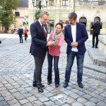 В туристическом Львове в туристический день Vodafone открыл умный туристический маршрут
