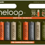 Экспедиция eneloop и новая лимитированная серия аккумуляторов