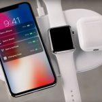 AirPower от Apple заряжает без проводов одновременно iPhone X, Apple Watch и AirPods