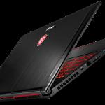 MSI представляет ноутбук GS63 Stealth с видеокартой GTX 1050