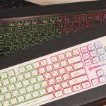 REAL-EL 7070 Comfort Backlit – эргономичная клавиатура с зональной подсветкой за недорого!