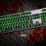 Клавиатура A4Tech Bloody B805