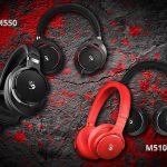 Две новые Hi-Fi гарнитуры Bloody M510 и M550